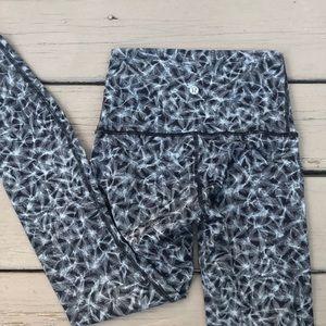 lululemon wunder under leggings (NWOT)